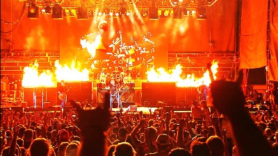Nickelback_at_Sturgis