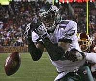 DeSean Jackson drops the effing ball