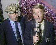 Richie Asburn and Harry Kalas