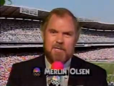 merlin olsen net worth