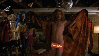 Buffalo Bill, tuckin'